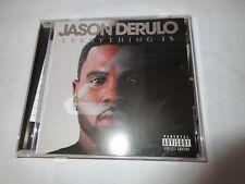 Jason Derulo , Everything Is  , CD