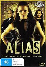 ALIAS SEASON 2 : NEW DVD