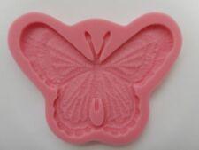 Grande Mariposa Molde de silicona Fuente de horno Horneado Torta Topper Cupcake