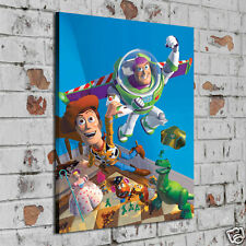 HD Print Oil Painting Wall Decor Art on Canvas Toy Story 24x36inch