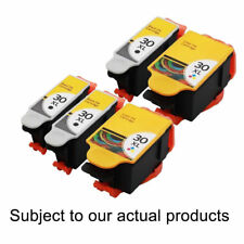 5 Kodak Ink Cartridge For 30 XL Black 30CL ESP C315 C310 C110 C115 Hero 3.1 5.1