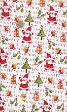 "VERY NICE! CHRISTMAS ""EXCITED SANTA"" JOANNS  -  BTFQ - 18""X22"""