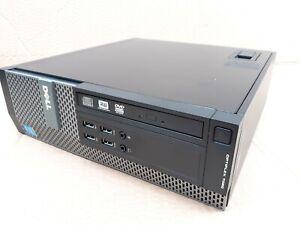 DELL OPTIPLEX 7020 SFF CORE i7 4790 @ 3.60GHz 16GB RAM 2TB HDD WIN10 USB3