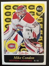 2015-16 UD Hockey Series 2 Mike Condon #U26 RC O-Pee-Chee Pack Fresh