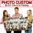 Photo Custom Diamond Painting 5D Full Drill Embroidery Cross Stitch Kit Art Gift
