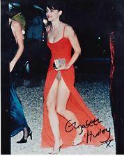 Elizabeth Hurley - SEXY - original signiertes Großfoto