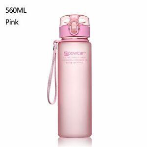 560/400ml BPA FREE Kids Bottles Outdoor Sports School Drinking Water Bottle Cup