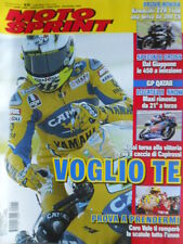Motosprint 15 2006 Test novità Kawasaki ZZR 1400 Gp Qatar domina Valentino Rossi