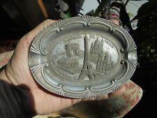 Ancien Cendrier Régule Paris Tour Eiffel Arc de Triumph Notre Dame Sacré Coeur