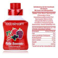 SodaStream Rote Beeren Mix Sirup 375ml