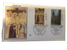 Vatican City Scott # 932-33 First Day Cover