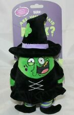Wagnolia the Witch Squeaky Toy