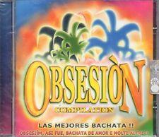 OBSESION COMPILATION - LAS MEJORES BACHATA!! - CD (NUOVO SIGILLATO)