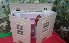 Barbie doll family bundle ( with doll house)