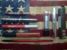 7pc lip/brow set: Clinique, Smashbox, Body Shop, Becca, L.A. Colors,Lord & Berry