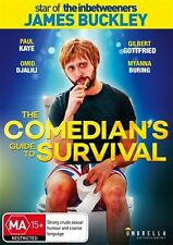 The Comedian's Guide To Survival NEW R4 DVD