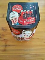 Classic Vintage 1998 Have a Coke Drink Coca-Cola Collectible Tin