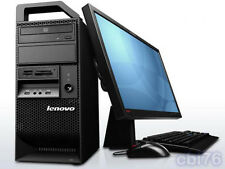 Lenovo Thinkstation E20 Intel Core i3 530 2,93GHZ 8GO 1000GO Windows 7 pro 64b