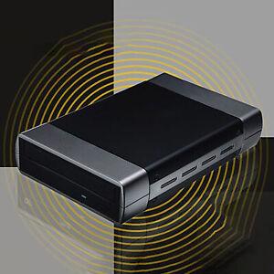 5.25INCH SATA USB 3.0 EXTERNAL OPTICAL DRIVE  ENCLOSURE BOX ADAPTER FOR PC