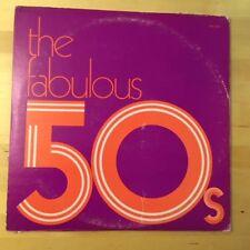 The Fabulous 50's - LP - 2-Record Set - Columbia Musical Treasury P2S 5510