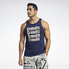 Reebok Men's CrossFit® Games Logo Tank Top