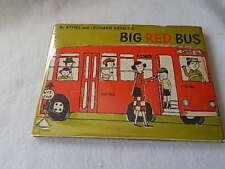 Big Red Bus by Ethel & Leonard Kessler-Doubleday & Co Pub 1957 1st Edition