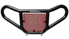 LTZ 400  KFX 400  DVX 400 Front Bumper Red & Black Screen Alba Racing 206 R2 BR