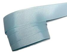 "5 yards Light blue 7/8"" grosgrain ribbon by the yard DIY hair bows"