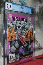 Weapon H #1 CGC 9.8 KRS Edition B Rare Variant Hulk #345
