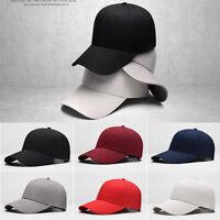Plain Baseball Caps Men Baseball Cap Unisex Peak Caps Summer Hats Sports Cap aa