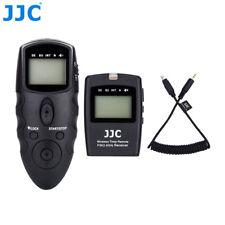 JJC Minuteur télécommande sans fil pour Nikon Z7 Z6 D7500 D7200 D5600 D750 P1000