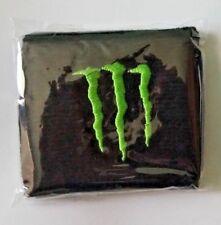 Polsino Moto Serbatoio Olio Freno Frizione logo Monster Nero GRANDE