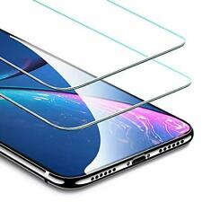 2x iPhone XR Schutzglas Panzerfolie Screen Protector Tempered Glass Panzer Glas