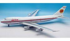 InFlight200 if7410516p 1/200 IBERIA BOEING 747-100 ec-brp incluye soporte