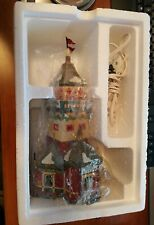 Dept 56 Santa's Lookout Tower North Pole Series Christmas Heritage Village
