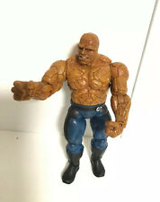 "Marvel Fantastic Four Toy 2005 The Thing 7.5""Action Figure Arm Moving Action"