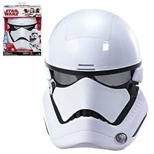 Hasbro Star Wars NEW The Last Jedi Stormtrooper Electronic Mask Voice Changer