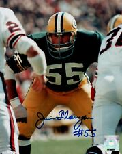 AUTOGRAPHED 8x10 Color Photo Jim Flanigan - Green Bay Packers Notre Dame Irish !