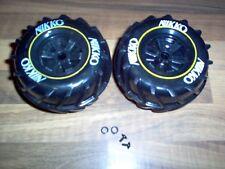 Nikko RC Spare Parts / EVO Pro-Line RunnR / Wheels - Tyre - Jantes arrières 1:12