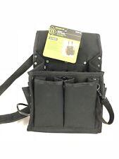 Greenlee Tool Caddy 20 Pocket 0158-15 Black Shoulder Tool Belt New HG181