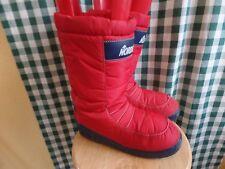 vintage NORDICA  snow boots  Women's 8/9 Eur 41/42  MENS size US 7/8