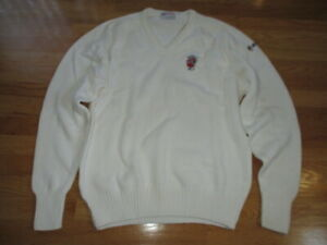 Vintage NFL ProShop by Antigua Label - BUFFALO BILLS Embroidered (LG) Sweater