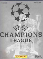Panini Football Ligue des Champions 1999/2000+2000/2001 ungeklebte images Choisir