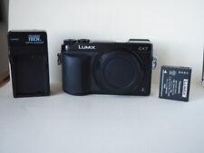 Panasonic LUMIX DMC-GX7 16.0MP Digital Camera Body
