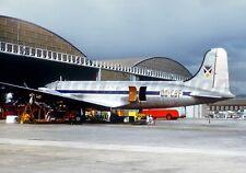 aviation , aircraft , photo , DC4_SABENA_FC_OO-CBF OAK