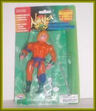 VINTAGE AGGLO CANADIAN DRAGON NINJA - LION WARRIOR - MOTU KO - Commandos Super