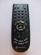 FRANCE TELECOM Cable Box Télécommande