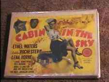 CABIN IN THE SKY '43 LOBBY CARD #1 LENA HORNE CLASSIC