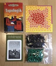 Topologik - 1973 Reisespiel  Heyne Taschen Spiele Mathematik Topologie Rarität