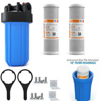 Big Blue Water Filter for Whole House  Water Purification System RO Water System
